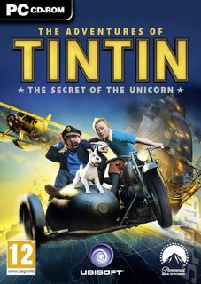 The Adventures of Tintin The Game